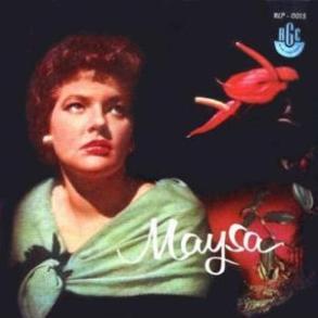 1957 Maysa (LP) RGE RLP 0015