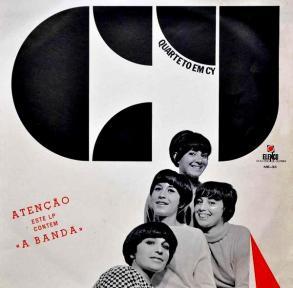 1966 Quarteto Em Cy (LP), Elenco ME-33 (1a)
