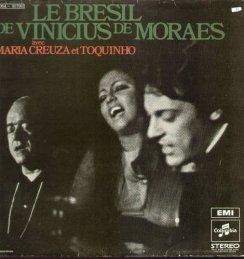 1971 Le Brésil De Vinicius De Moraes (France) EMI, Columbia-f20hx20