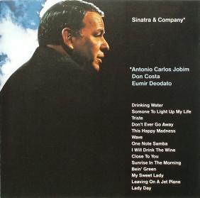 1971 Sinatra & Company-Reprise Records FS 1033