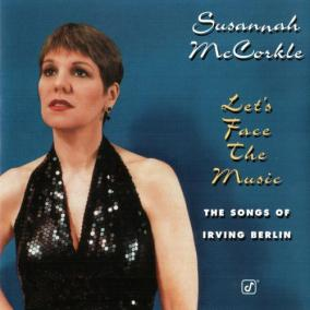 1997 Let's Face the Music-Susannah McCorkle
