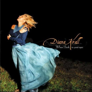1999 When I Look In Your Eyes (LP)-Diana Krall, Verve ORG 035 (Vinyl)