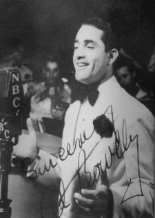 Al Bowlly-NBC-signed 1