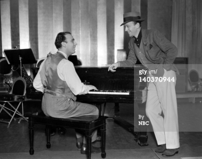Johnny Green and Fred Astaire-Packard Hour, 1936 (1)