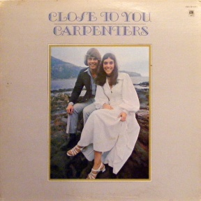 1970 Close to You (LP) Carpenters, A&M Records SP-4271