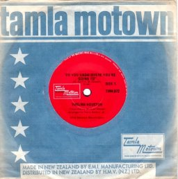 1973 Do You Know Where You're Going To-Thelma Houston,Tamla Motown (NZ) TMM.872 (with sleeve)-d20