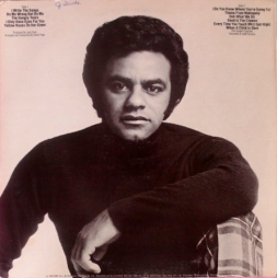 1976 I Only Have Eyes For You (LP)-Johnny Mathis-Columbia PC 34117 (back)