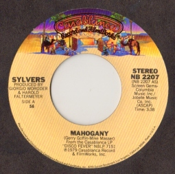 1979 Mahogany-The Sylvers-Casablanca Records NB 2207-f40