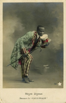 Nègre Joyeux-Charles Gregory-postcard, photographed by Walery, Paris (1)-f16