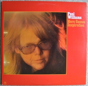 1974 Here Comes the Inspiration (LP)-Paul Williams-A&M Records SP-3606 (1)