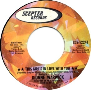 1969 This Girl's In Love With You-Dionne Warwick-Scepter SCE-12241-d33