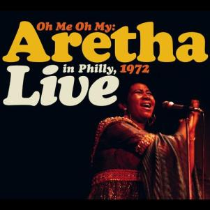 1972 Aretha Live in Philly,1972