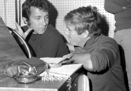Herb Alpert and Burt Bacharach (1)