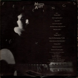 1975 Feelings-Morris Albert (LP) RCA Victor APL1-1018 (back)-d30