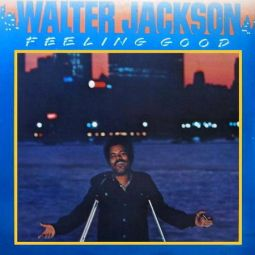 1976 Feeling Good-Walter Jackson-LP-Chi Sound Records CH-LA656-G (2)