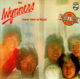 1976 Same Kind of Magic-Wynners-LP-Philips (Hong Kong) 6380 006 (d58-g40)