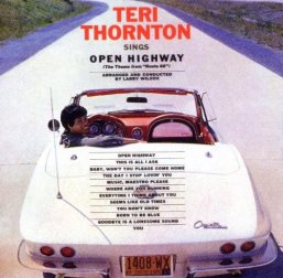 1963-Theri Thorntion Sings Open Highway-LP-Columbia Records CS 8894