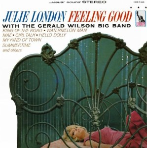 1965 Feeling Good-Julie London (LP) Liberty LST-7416