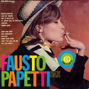 1968 (LP) 8A Raccolta-Fausto Pappeti-Durium (Italy) MS A 77189