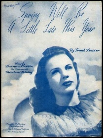 1944 Spring Will Be a Little Late This Year-sheet music-2a-50p