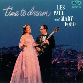 1957 Time to Dream-Les Paul and Mary Ford-Capitol Records ‎T802