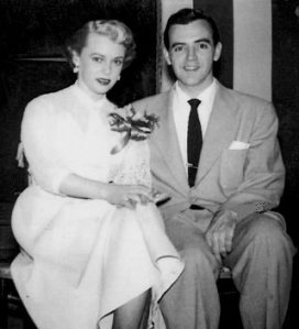 Peggy King and Harry Prime 1950-d25