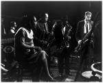 Sound of Jazz (CBS-TV) Dec 1957 Billie Holiday, Lester Young, Coleman Hawkins, Jerry Mulligan-1