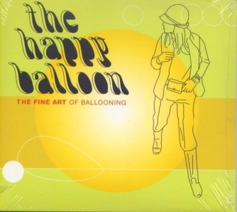 2001 The Fine Art of Ballooning-The Happy Balloon-(Spain) Siesta ‎SIESTA 126-(1a)