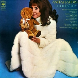 1969 Cuddly Toy-Anita Harris, (UK) CBS ‎S 63927