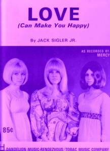 1969 Love (Can Make You Happy-sheet music-1-purpt