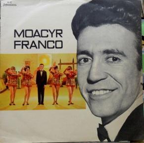 1963-Moacyr Franco-(LP) Moacyr Franco, (Brazil) Copacabana CLP 11345 (1a)