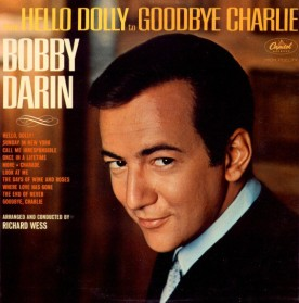 1964 Hello Dolly to Goodbye Charlie-Bobby Darin-Capitol Records ‎T 2194