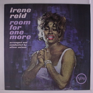 1965 Room For One More-Irene Reid-Verve V-8621 (Mono), Verve V6-8621 (Stereo)-1a