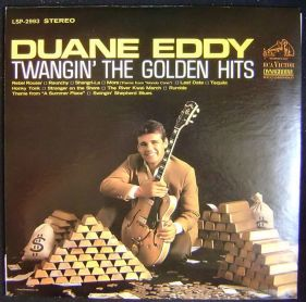 1965 Twangin' the Golden Hits-Duane Eddy-RCA Victor LPM-2993 (Mono), LSP-2993 (Stereo)-1