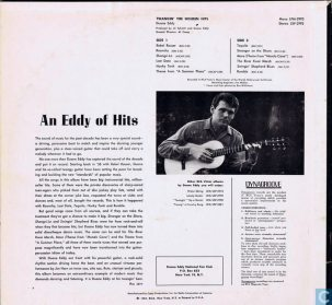 1965 Twangin' the Golden Hits-Duane Eddy-RCA Victor LPM-2993 (Mono), LSP-2993 (Stereo)-back-1a