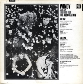 1967 Insight Out (LP)-Association-Warners Bros. ‎1696-back