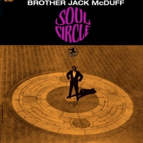 1968 Soul Circle-Brother Jack McDuff-Prestige PR 7567