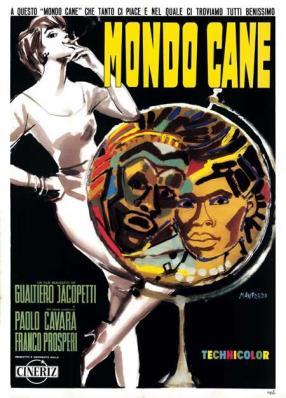 Mondo Cane (1962) poster (2) sm