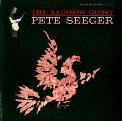 1960 Rainbow Quest, The (LP) Pete Seeger-(US) Folkways Records FA 2454-(1a)
