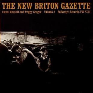 1962 New Briton Gazette, Vol. 2, Folkways Records FW 8734 (LP)-1a