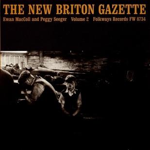 1962 New Briton Gazette, Vol. 2, Folkways Records FW 8734 (LP)-1a
