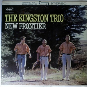 1962 New Frontier-Kingston Trio-Capitol 1809 (Stereo)-1b