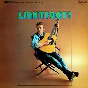 1966 Lightfoot-Gordon Lightfoot-United Artists UAS 6487 (LP)-1a
