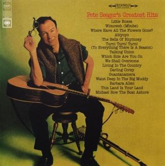 1967 Pete Seeger's Greatest Hits-Columbia CS 9416