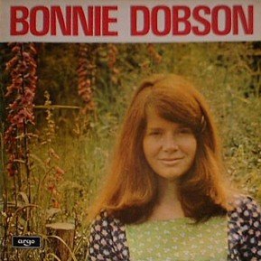 1972 Bonnie Dobson, (LP) Bonnie Dobson Argo ZFB 79