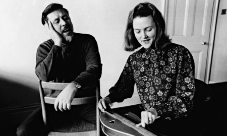 Ewan MacColl and Peggy Seeger