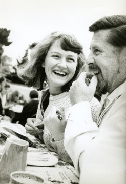 Peggy Seeger and Ewan MacColl, Newport Folk Festival 1960 (1a)