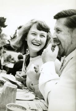 Peggy Seeger and Ewan MacColl, Newport Folk Festival 1960 (1a)