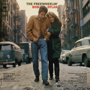 1963 Freewheelin' Bob Dylan (LP) Columbia CL 1986 (Mono), CS 8786 (Stereo)-1