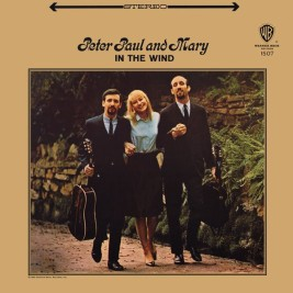 1963 In the Wind-Peter, Paul and Mary-Warner Bros. Records W 1507 (Mono), WS 1507 (Stereo)